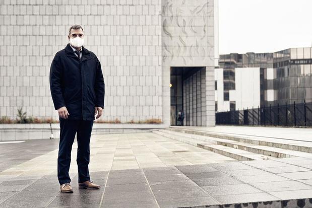 Bart Raeymaekers (Nationaal Crisiscentrum): 'Wat mensen bang maakt, is onwetendheid'