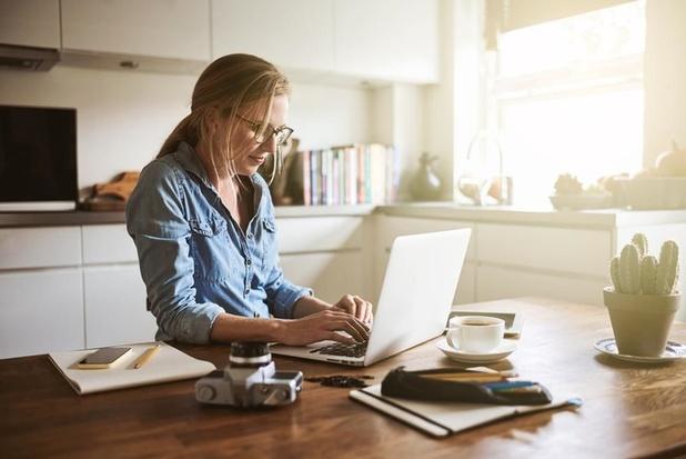 Psychologen waarschuwen voor gevolgen thuiswerk