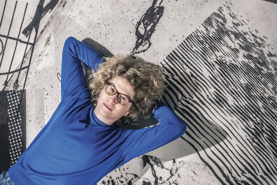 Grafisch vormgever Sara De Bondt: 'Het is moeilijk in ons vak vrouwen te vinden'