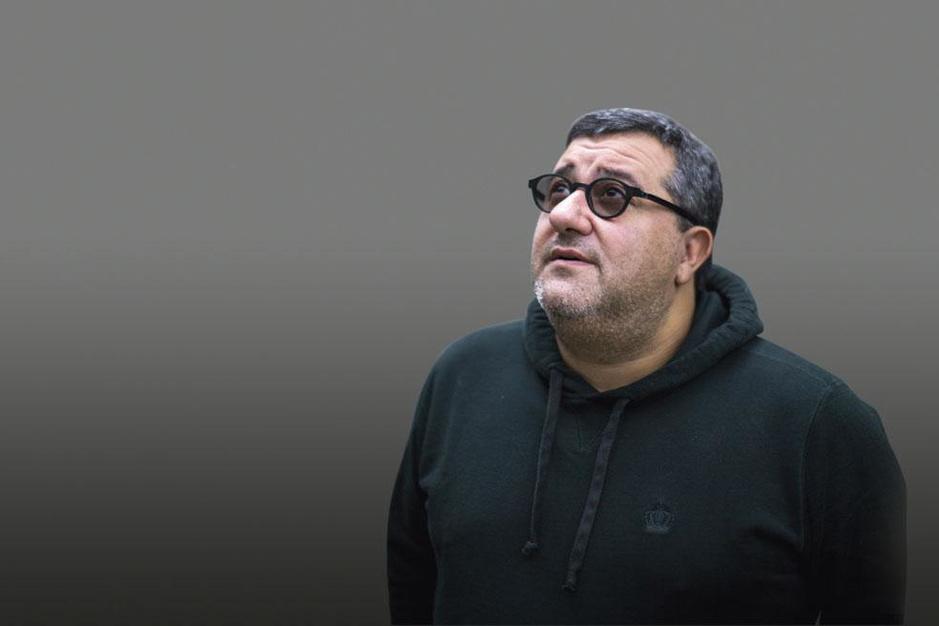 Topmakelaar Mino Raiola: 'Dit transfersysteem is mensenhandel'
