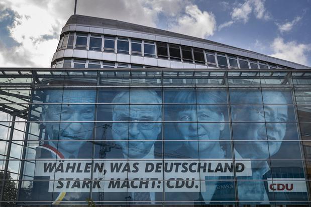 'Het geheim van Duitsland? Saaie politici'