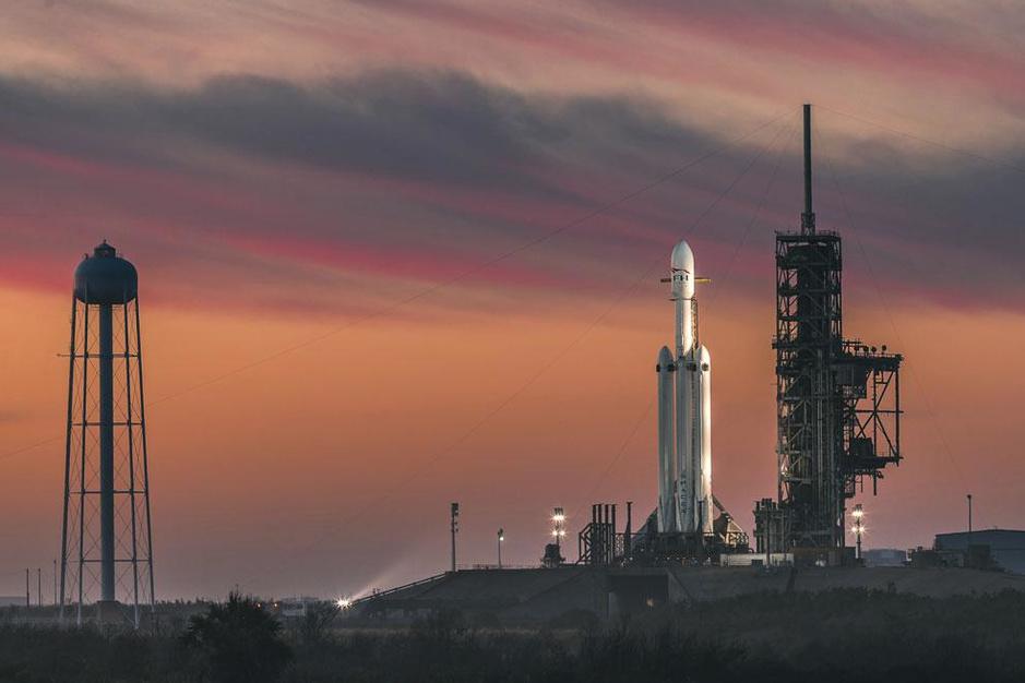 Vlaanderen in de slipstream van de ruimtemiljardairs