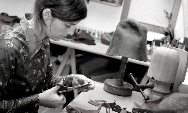Een nieuw schooljaar, een nieuwe collectie voor ontwerpster Delphine Quirin