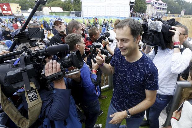 Premier De Croo: 'Grote festivals mogelijk in tweede helft van de zomer'