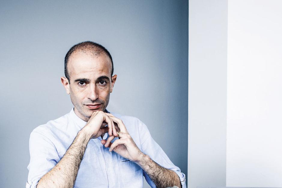 Historicus Yuval Noah Harari: 'Onze belangrijkste uitdaging is de mogelijkheid om mensen te hacken'