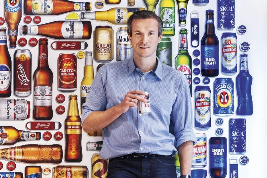 David De Schutter (R&D-centrum AB InBev): 'Wat mensen drinken, bepaalt ook wie ze zijn'
