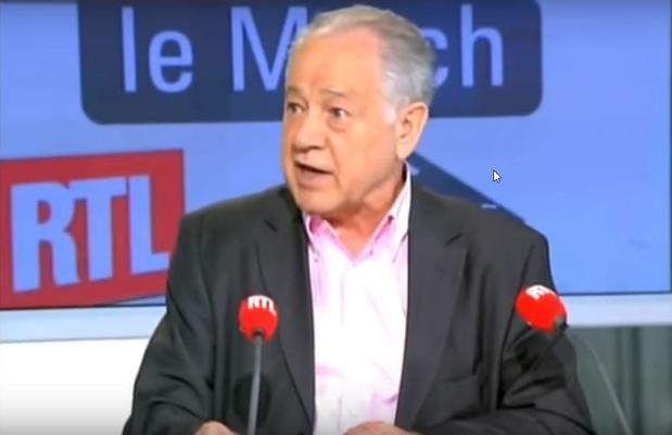 Décès du journaliste Eugène Saccomano, grand commentateur du football à la radio