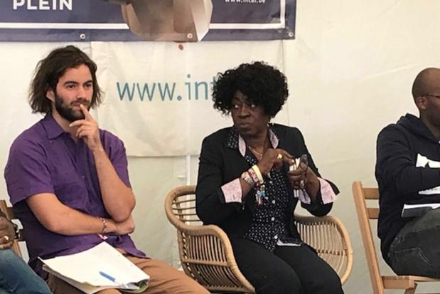 Juliana Lumumba: 'Afrikanen moeten hun lot meer zelf in handen nemen'