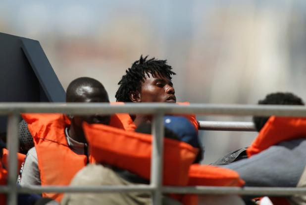 Italië en Malta willen EU-vergadering over permanente oplossing voor verdeling migranten