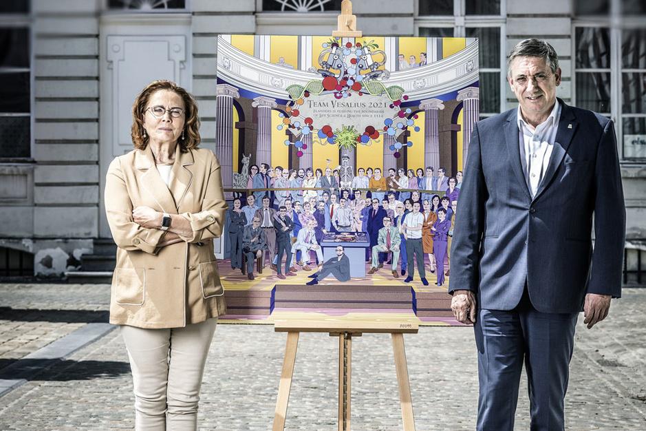 Vlaanderen lanceert grote imagocampagne voor lifesciences