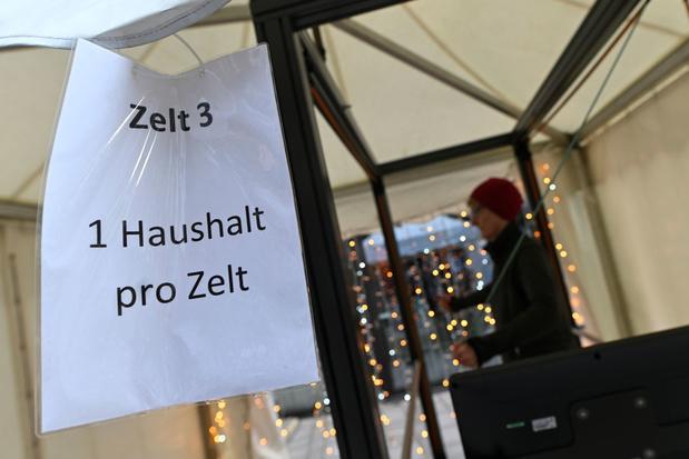 Duits ondernemersvertrouwen lijdt onder nieuwe coronagolf