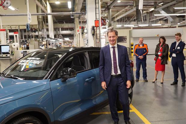 Chiptekort blijft Volvo plagen: 'Bevoorradingsstrategie bijsturen'