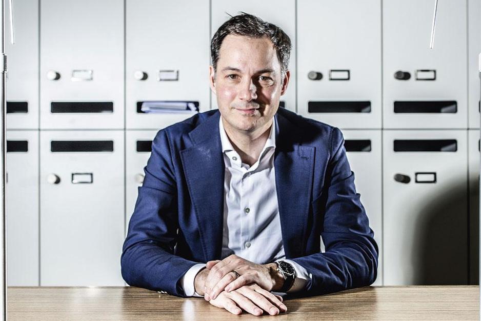 Alexander De Croo over het exit- en bankenplan: 'We krijgen maar één kans, we moeten het goed doen'