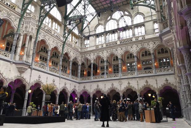 Verborgen parel: de Antwerpse Handelsbeurs in zijn glorie hersteld