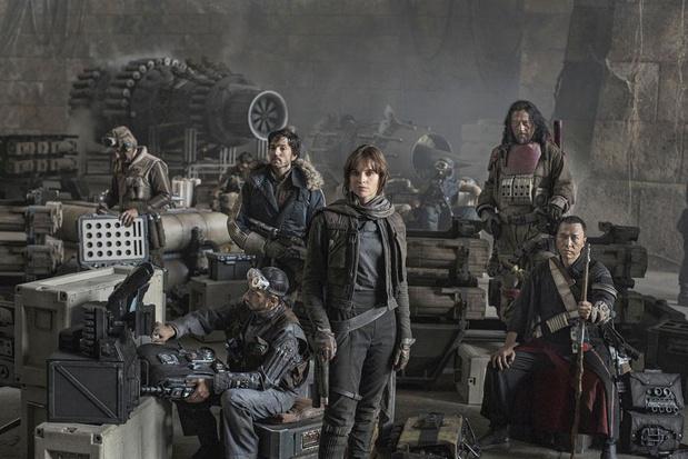 Tv-tip: 'Rogue One', een grimmig uitstapje in de wereld van Star Wars