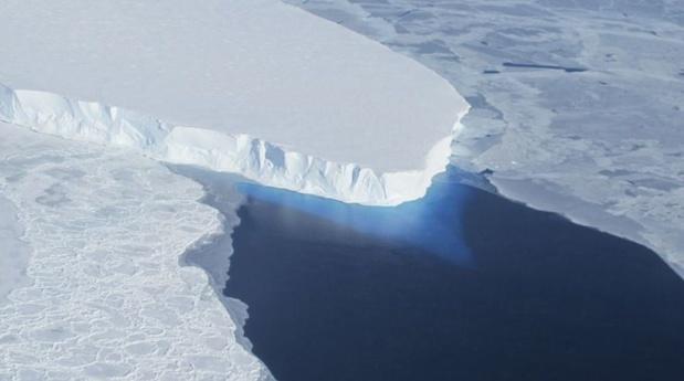 Le réchauffement climatique affecte toute la planète, à l'exception d'une zone