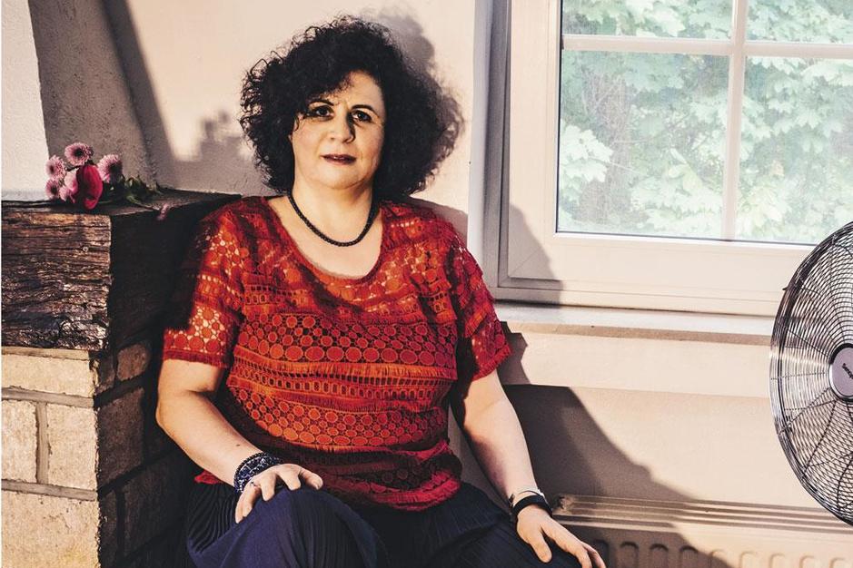 Hoogleraar psychologie Ariane Bazan: 'Er zit zeker waanzin in mij'