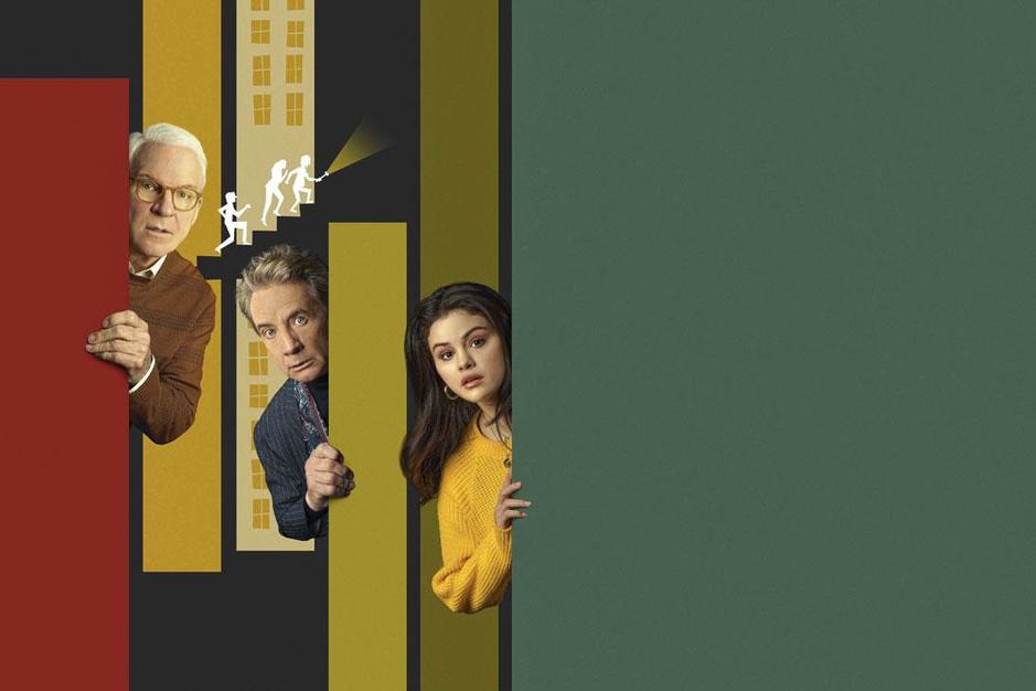 Comedyveteraan Steve Martin is weer grappig in 'Only murders in the building'