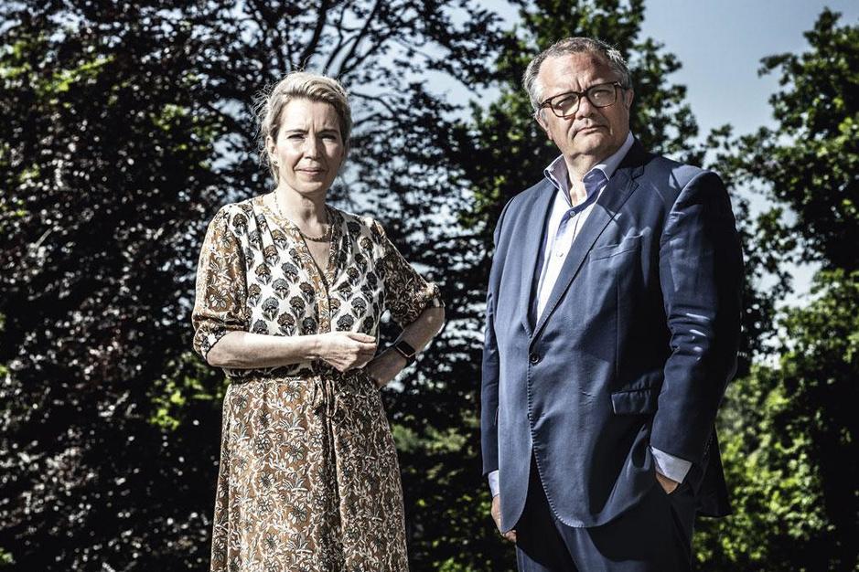 Willeke Dijkhoffz (GZA) en Wouter De Ploey (ZNA): 'We moeten ons weer richten op wat essentieel is voor de patiënt'
