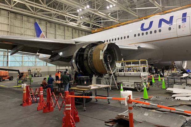 Alweer motorproblemen met Boeing 777: noodlanding in Moskou