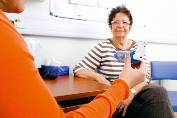 Ziekenhuisopnamen voor astma vrij stabiel
