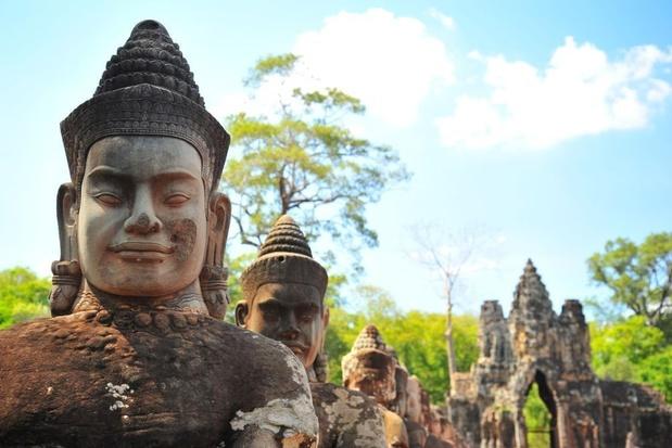 Cambodja ondertekent eerste bilaterale vrijhandelsakkoord met China