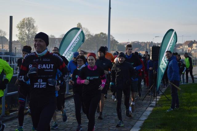 Succesvolle eerste editie van Nieuwpoort Trail - Andere sporten - Krant van Westvlaanderen