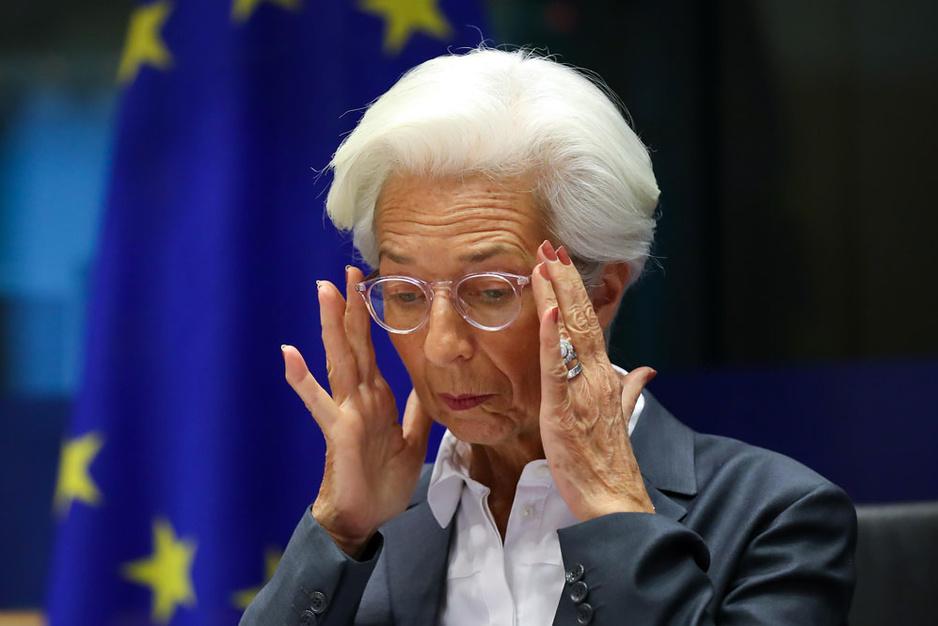 ECB-meeting: 'Het is alles of niets voor Lagarde'