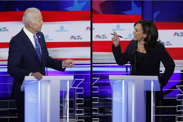 Voormalig vice-president Joe Biden verliest terrein in peilingen