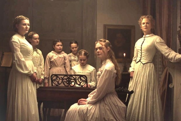 Tv-tip: Sofia Coppola maakt van de man het lustobject in 'The Beguiled'