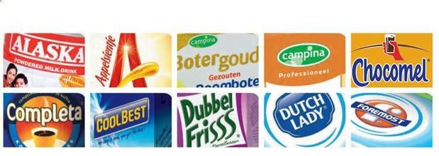 FrieslandCampina veut supprimer un millier d'emplois