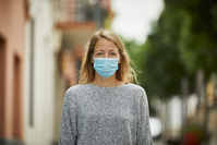 """Coronavirus : """"Les masques nous donnent une liberté. Ne l'oublions jamais"""""""