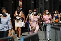 Coronavirus : le taux de positivité s'envole à Bruxelles
