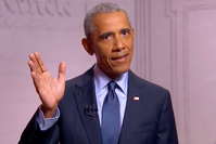 Les mémoires d'Obama sortiront deux semaines après l'élection