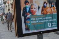 Corona : un assouplissement belge qui tranche avec les autres pays européens