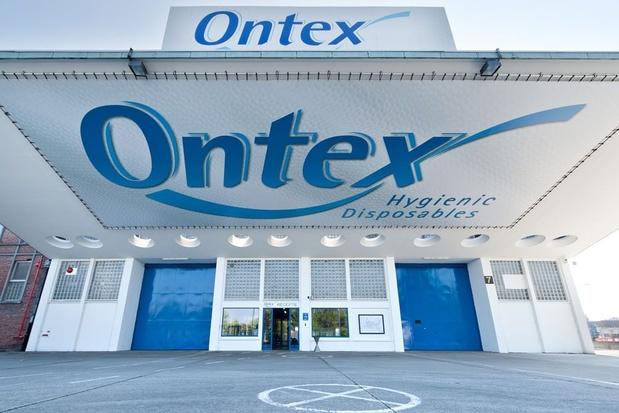 Ontex schrapt dividend en herschikt management