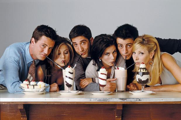 Reünie 'Friends' een feit: nieuwe aflevering wordt getoond op HBO Max