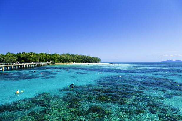 Un hôtel sous-marin pour observer la Grande Barrière de Corail