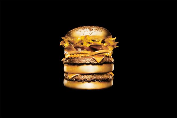 'Eetbaar goud: gezond of voedzaam is het niet, maar het blinkt'