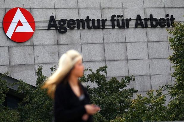 Tijdelijke werkloosheid neemt niet langer toe in Duitsland