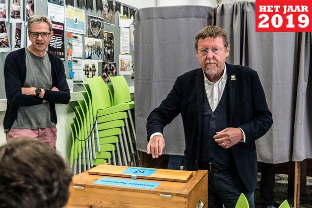 Siegfried Bracke (N-VA): 'Jammer dat Guy D'haeseleer niet meebestuurt in Ninove'