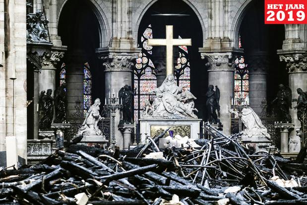 De wederopbouw van de Notre-Dame: 'In vijf jaar moet het lukken'