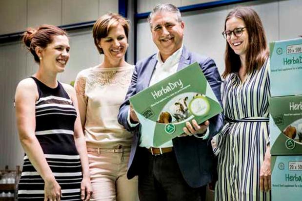 Herbavita: 'Met onze kinderen kunnen we veel vertrouwelijker omgaan'