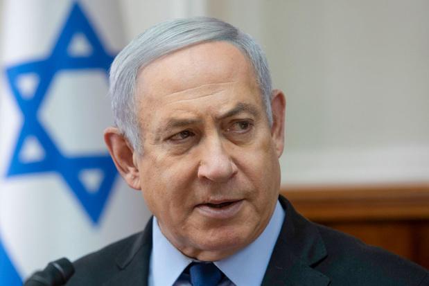 """'Zoals Trump in Washington beschuldigt Netanyahu het gerecht van """"een heksenjacht""""'"""