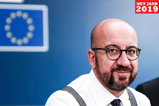Louis Michel, vader van: 'Er is een gebrek aan ambitie in Europa'