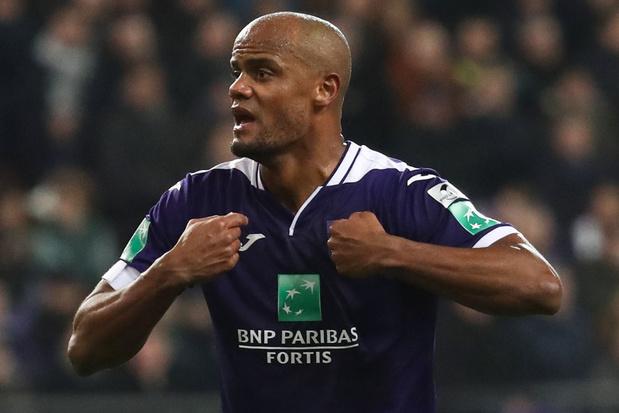 Vincent Kompany grijpt mee de macht bij Anderlecht: liever barsten dan buigen