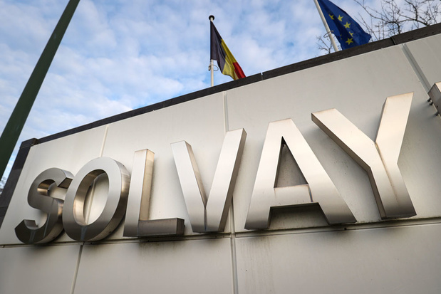 Solvay schrapt 116 banen in Neder-over-Heembeek (video)