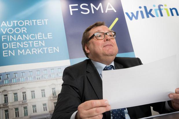 FSMA: beleggingsfondsen houden stand