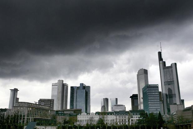 'Uit Duitsland komen donkere wolken'