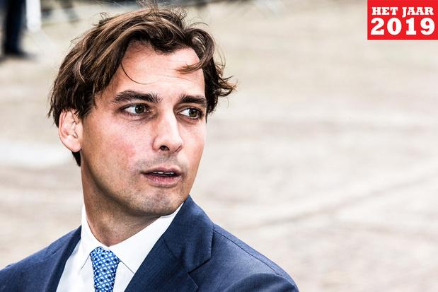 Na overwinning Thierry Baudet: 'Al heel wat kiezers zijn teruggekeerd naar PVV van Geert Wilders'